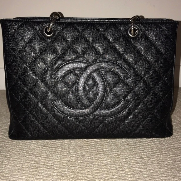 CHANEL Handbags - CHANEL Grand Shopping Large Tote Bag